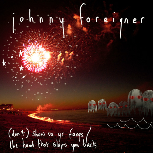 Johnny Foreigner - (don't) show us ur fangs