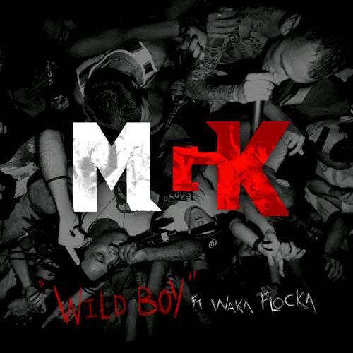 Machine Gun Kelly ft Waka Flocka - Wild Boy (Dirty)