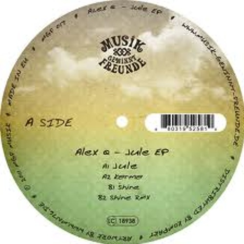 Alex Q – Jule (Original Mix)