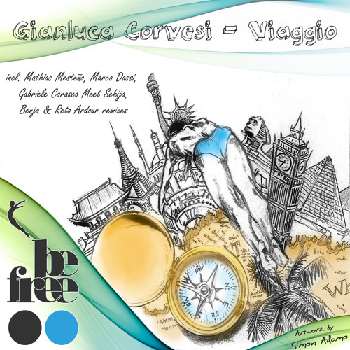[BF001] Gianluca Corvesi - Viaggio (Marco Dassi trip Remix) snippet