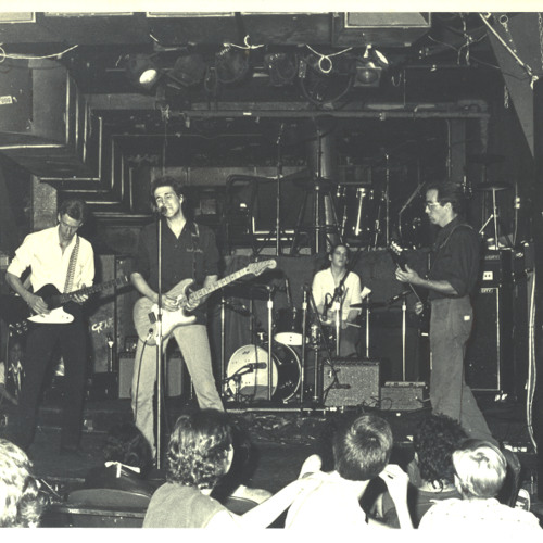 Chinese Forehead @ CBGB 1979