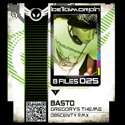 Basto - Gregory's Theme (Obscenity Remix) [FREE DOWNLOAD]