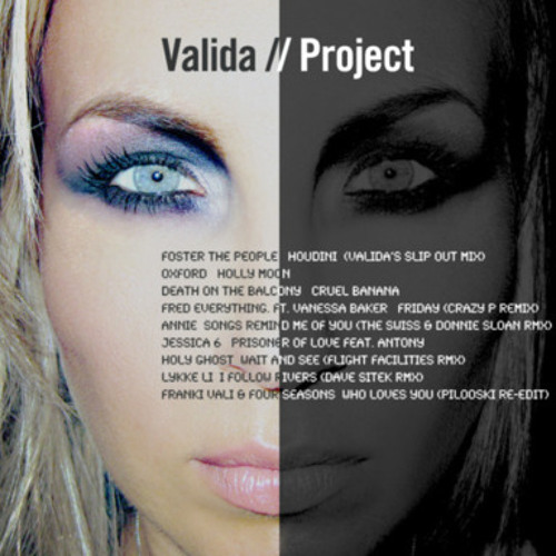 Valida Project 2011 DJ MIX