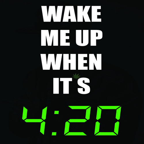 Gabe _ Wake Me Up When It's 4/20 Mix (September 2011)