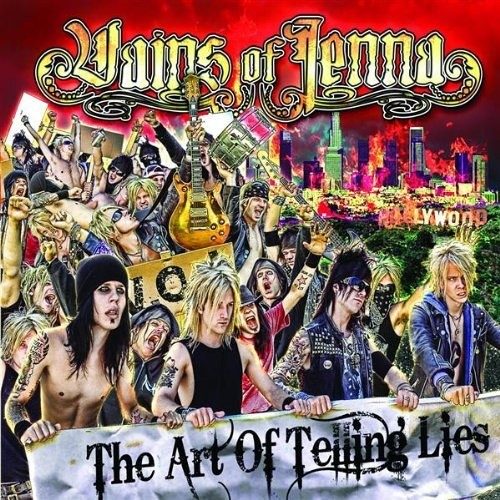 Vains Of Jenna - Enemy In Me
