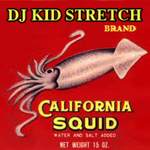 DJ Kid Stretch - California Squid