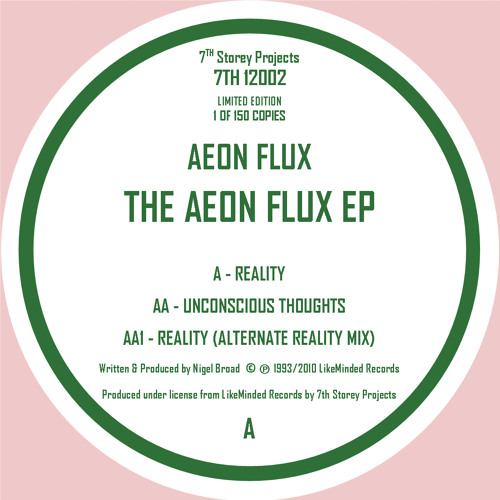 Aeon Flux - Reality (Alternate Reality Mix)