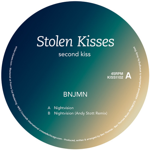 BNJMN - Nightvision (Andy Stott Remix) [excerpt]