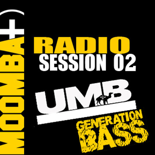 DJ UMB on Moomba+ Radio [The First 1 hour +]