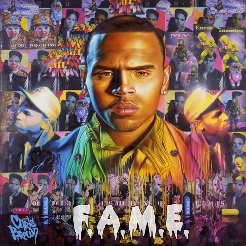 Chris Brown-She Aint You(Nadus Remix)