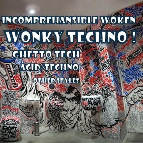 wonky techno