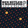 Ben Butler & Mousepad - A3 - Mag Mag