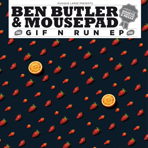 Ben Butler & Mousepad - B1 - Cheer