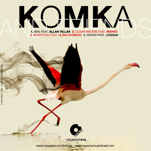 OUT NOW! Komka, Marko - Clear Waters