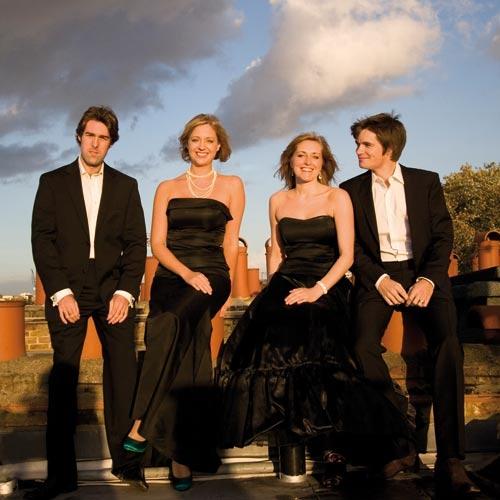 Kings Place Festival 2011 Mini Podcast: Sacconi Quartet