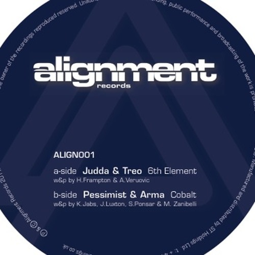 Pessimist & Arma - Cobalt - Alignment Records - OUT NOW