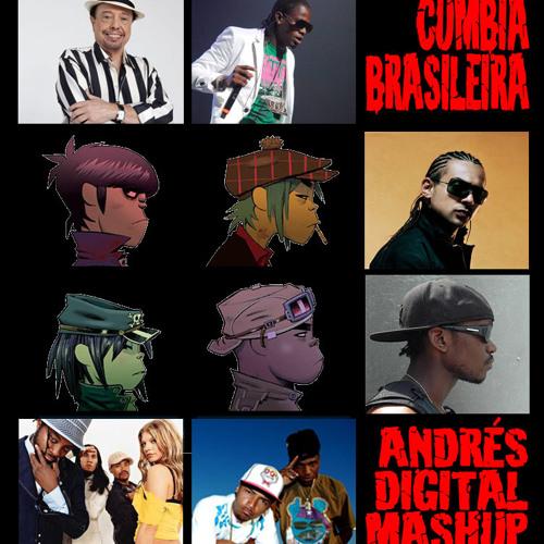 Cumbia Brasileira (Andrés Digital MashUp)