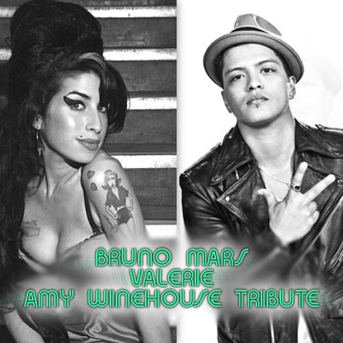 Bruno Mars - Valerie (Amy Winehouse Tribute) (Abel Ray Remastered)