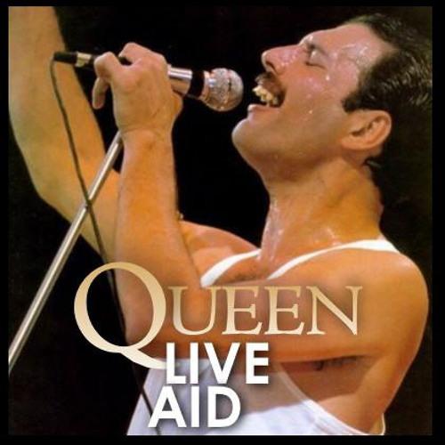 """Bohemian Rhapsody""/""Radio Ga-Ga"" - Queen (live aid)"