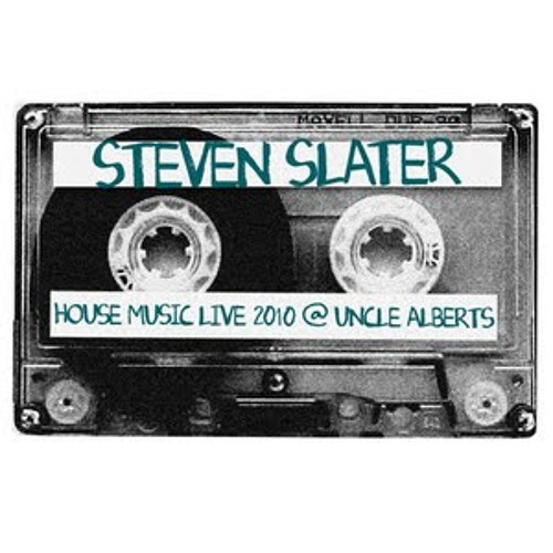 STEVEN SLATER - HOUSE MUSIC LIVE @ UNCLE ALBERTS, MIDDLESBROUGH (06.06.10)