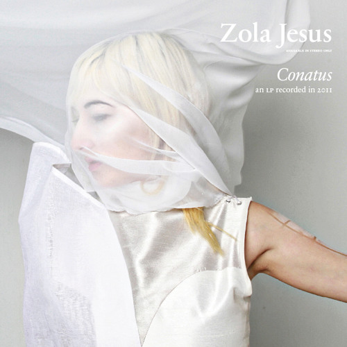 Zola Jesus - Lick The Palm Of The Burning Hand
