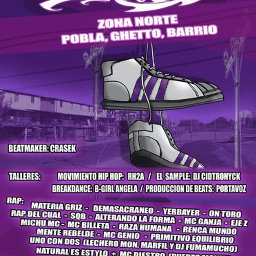 Presentación de Beats -Tur Planeta Rock Zona Norte - Agosto 2010-