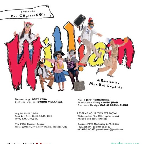 WILLIAM, IKAW NA! (WILLIAM) ROUGH MIX