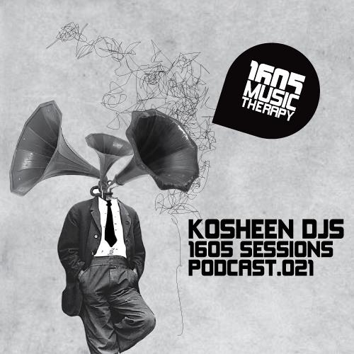 1605 Podcast 021 with Kosheen DJs