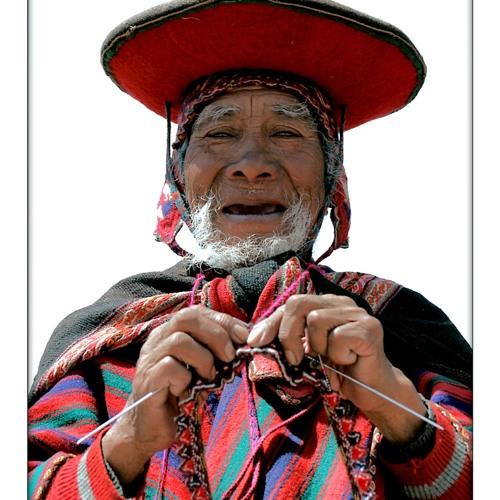 Der alte Peruaner.