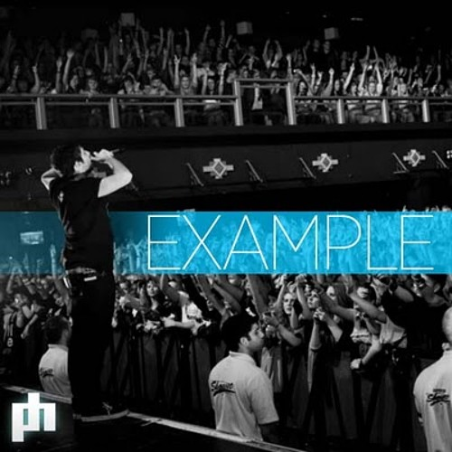 Example - Change The Way You Kissed Me (Mr.Sharky Remix) [Clip]