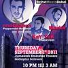 Markii warmup @ Revolution House Music Festival - Dubai Sept 1st, 2011