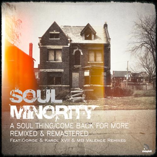 A Soul Thing - Gorge Remix