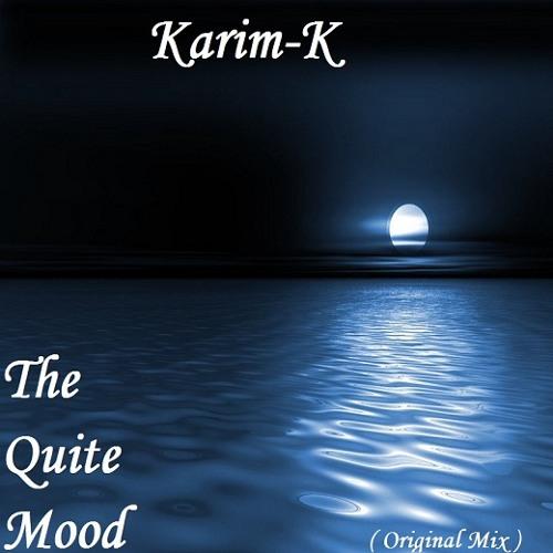 Karim-K   The Quite Mood ( Original Mix ) Unsigned
