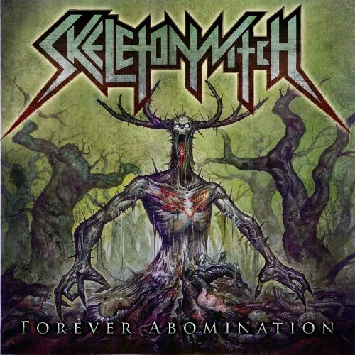 "SKELETONWITCH ""Reduced To The Failure Of Prayer"""