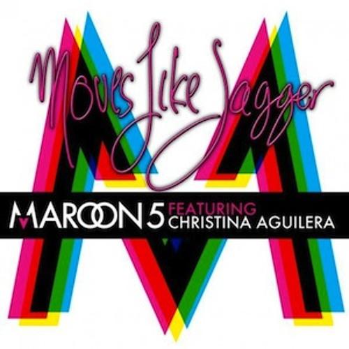 Maroon 5 feat. Christina Aguilera - Moves Like Jagger (Alessio Tomarchio Remix)DEMO