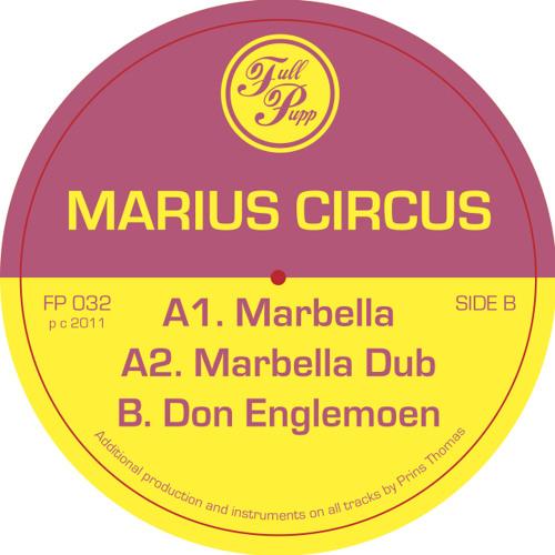 Marius Circus - Don Englemoen