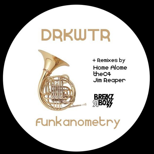 DRKWTR - Funkanometry (Home Alone Remix) OUT NOW!