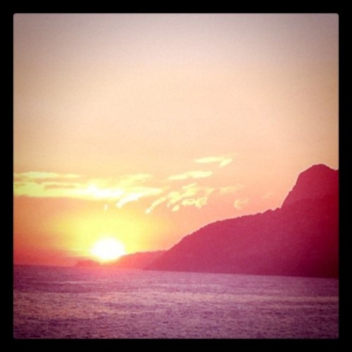 Ipanema Sunset ( Harmonica Version ) by Henrique Pirai