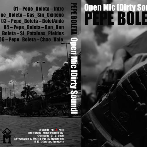 Intro _Pepe Boleta. Producci'on: Rd ArangurenH. (erre de records)