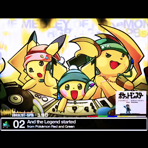 Pokemon RBY-GSC Medley Remix
