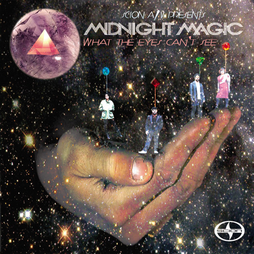 Midnight Magic - What The Eyes Can't See