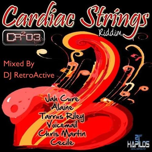 Cardiac Strings Riddim 2011 (Label: Cr203/ZJ Chrome) mixed by kza