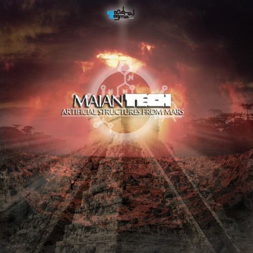 MARSS- artificial structures on mars. EP by Central Dogma - -