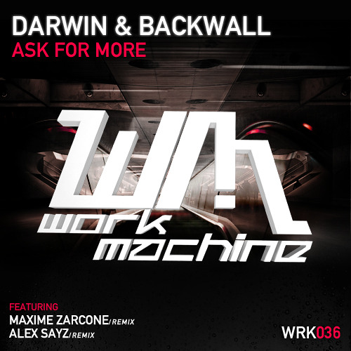 Darwin & Backwall - Ask For More PREVIEW