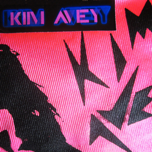 KIM AVEY 'Now In NYC' -  Black Neon EP