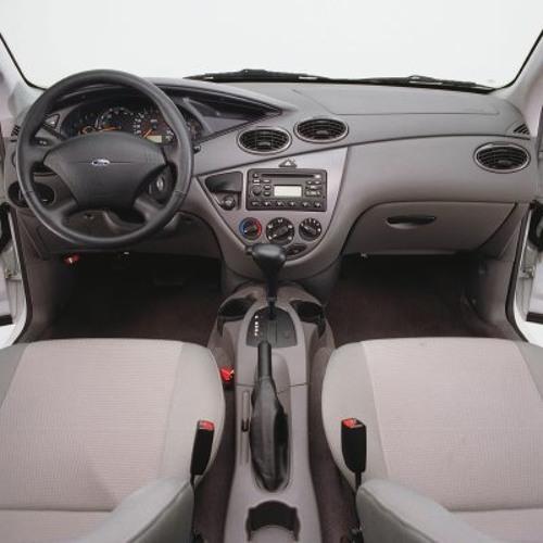 Ode to 2004 Ford Focus Seat Belt Reminder Tones