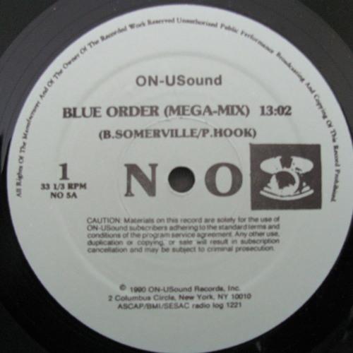 Blue Order -Megamix (On-USound)