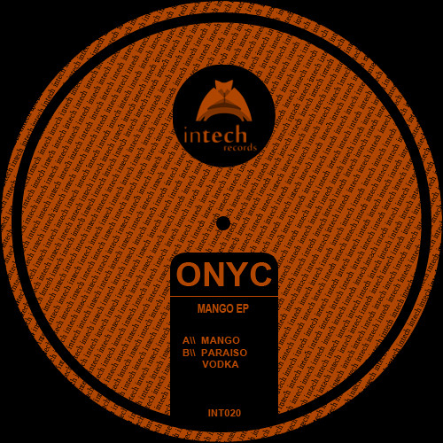 INT020-Onyc-Paraiso Vodka(Original Mix)Out Now @ Exclusive Beatport,Check Support and Video