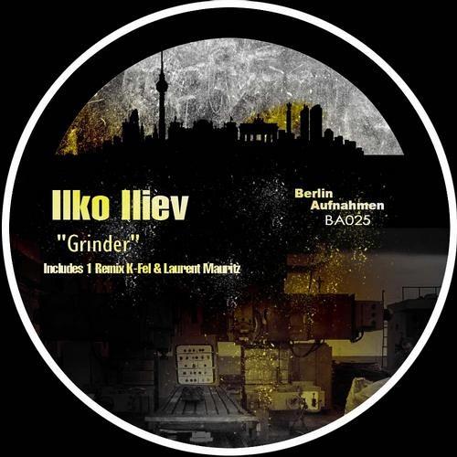 Ilko Iliev-Grinder (original mix) OUT NOW!