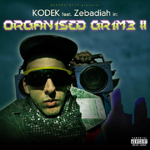 Kodek - ORGAN1SED GRIM3 II (zet. - remix)